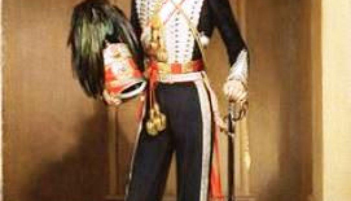 Cavalry-man