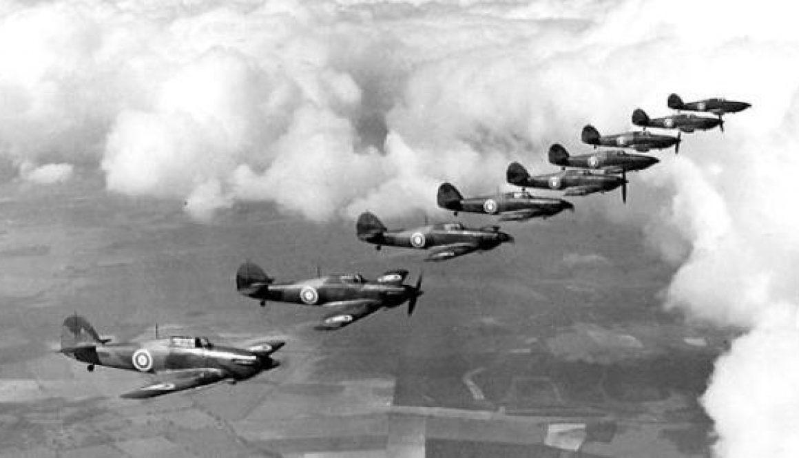 Hawker-Hurricanes