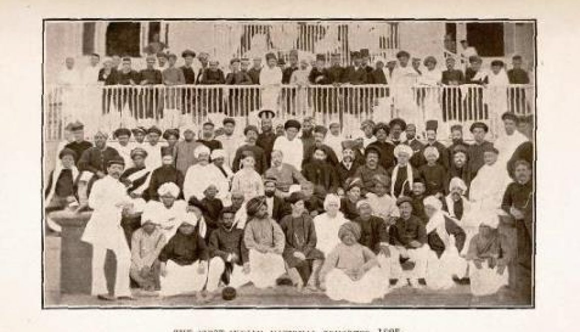 The-First-Indian-Nationalist-Congress-1885