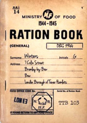 Rationing In The Second World War Merryn Allingham