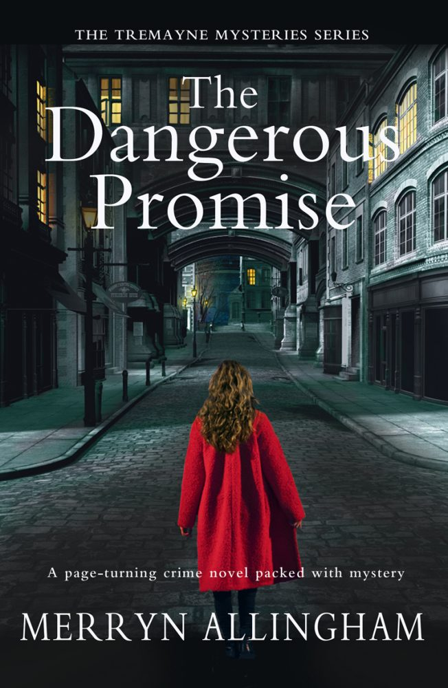 The Dangerous Promise merryn allingham