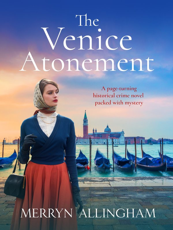 THE_VENICE_ATONEMENT. front cover