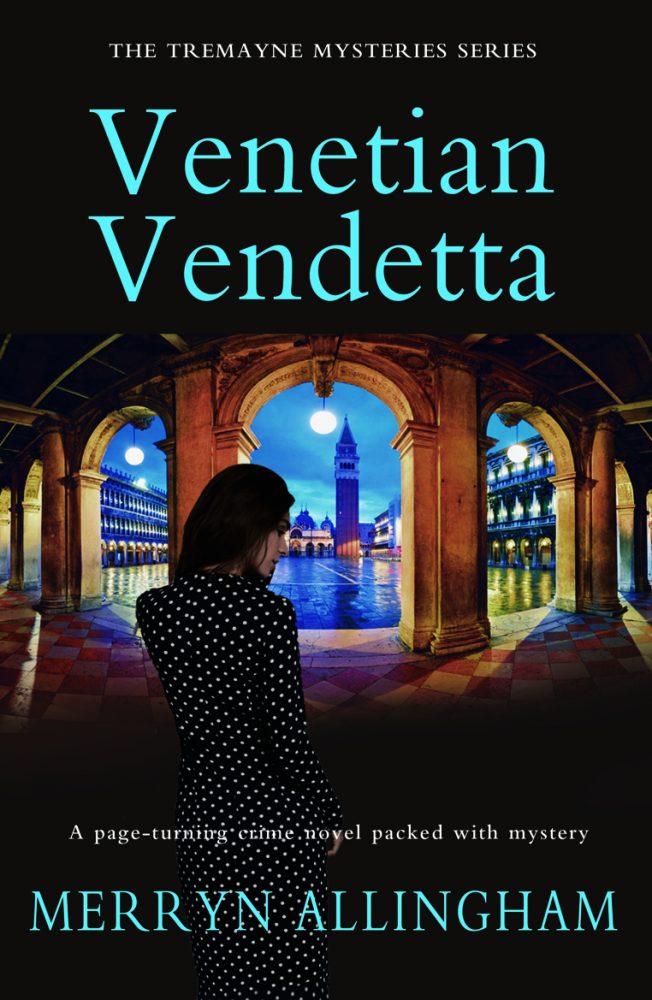 Venetian Vendetta merryn allingham