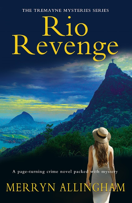Rio Revenge - for social media, FB etc